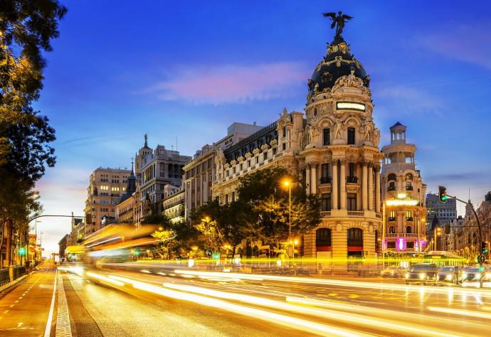Las webs de Madrid más influyentes en febrero